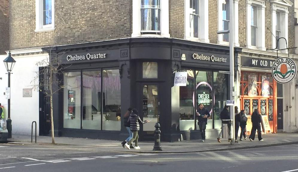 219 King S Road Chelsea London Sw3 Miles Commercial